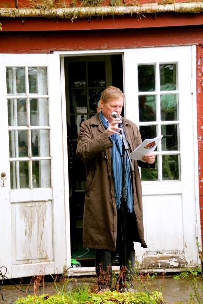 Rói Patursson, foto: Oddfríður Marni Rasmussen