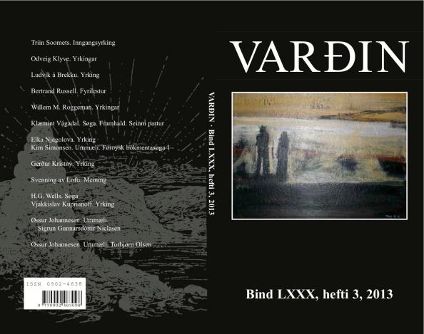 101951 Varðin, perma hefti 3-2