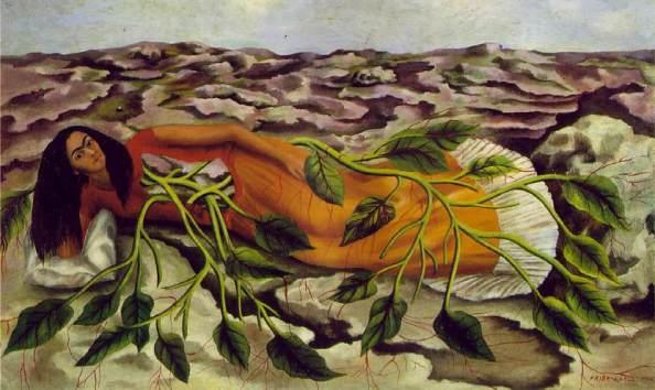 Frida Kahlo, Roots
